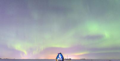 Bewundern Sie Millionen von Sternen und das Nordlicht in Kanada