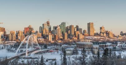 Skifahren in Jasper & Städtetrip Edmonton