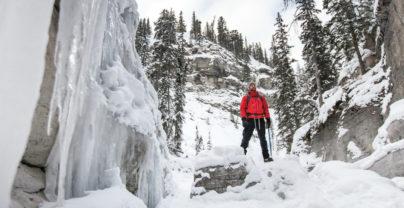 Winterspaß in Jasper mit Edmonton